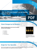 ICD-10-CM 2018 Posted! Let the Update Games Begin