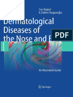 Dermatological Diseases of the Nose and Ears - An Illustrated Guide - C. Baykal, K. Yazganoglu (Springer, 2010) WW