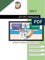 Ley Del Mercado
