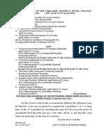 Implead Petition in MVOP-61-2016