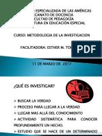 Metodologia de La Investigacion Difa