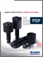 Robit Casing Systems Catalogue 2012 Lowres