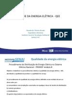Qualidade da Energia Elétrica - QEE