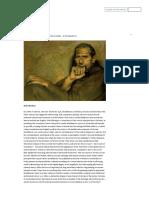 Horkheimer's Attack on Sohn-Rethel - A Translation