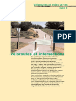 Veloroutes Et Intersections
