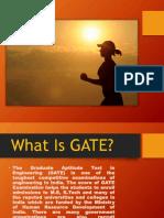 Benefits of GATE EXAM