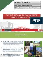 Clase N° 5, Ley y Reglamento SEIA.pptx