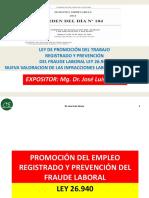 0048 Ley de Promocion Del Trabajo Material