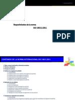Auditor interno ISO 9001 2015 - 19011 2011