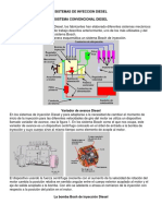 Inyeccion Diesel Convencional y Electronica Bueno