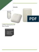 CnPilot Enterprise AP User Guide 2.5 HOTSPOT