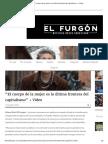 """""""El cuerpo de la mujer es la última frontera del capitalismo"""" + Video"""
