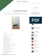 Poesia Mariano Blatt