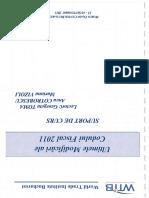 Ultimele Modificari Ale Codului Fiscal 2011