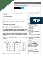 Simplificación de Funciones Por Karnaugh_Electrónica_ Teoría y Práctica Good