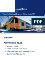 2015-11-13 Rolling Stock Tech Forum - Presentation v2