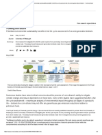 Fueling the Future_ Potential Environmental Sustainability Benefits in Full Life Cycle Assessment of Second-generation Biofuels -- ScienceDaily