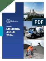 Memoria Polpaico 2016 Final
