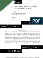 Modelación de Dispersión de H2S