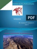 GEOLOGÍA - 1 Introducción
