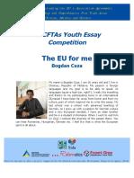 Bogdan Cuza Essay