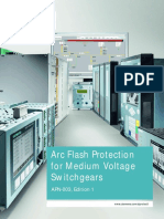 APN-003 Arc Flash Protection