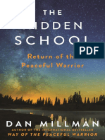Dan Millman - The Hidden School (Chapter One)