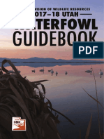 2017-18 Utah Waterfowl Guidebook