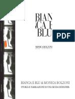 Bianca e Blu Di Monica Bolzoni