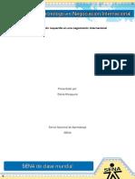 Documentación Requerida en Una Negociación Internacional