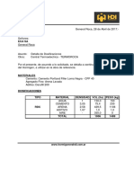 Dosificacion RDC