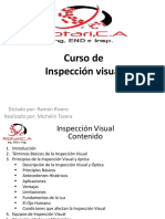 Curso de Inspeccion Visual