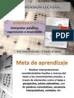 Estrategia9 Interpretar Psu