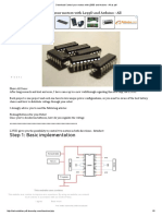 Download Control Your Motors With L293D and Arduino - All as PDF