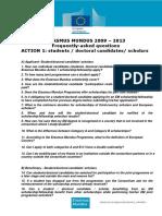 FAQ EM Action1