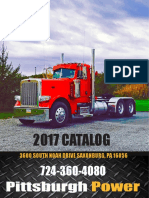 2017 Pittsburgh Power Catalog