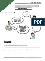 2do. - RV - Guía 6 - Series Verbales