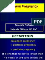 12 Postterm Pregnancy