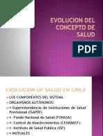 Evolucion Del Concepto de Salud en Chile
