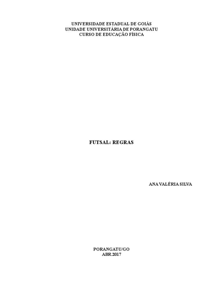 Regras do Futsal.doc 80e82726ef119