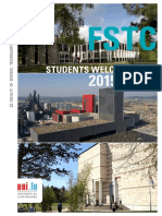 FSTC Welcome Pack 2015