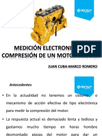 Mmedicion Del Motor Diesel
