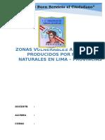Huico Lima Provincias