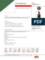 Ficha Tecnica_vulcanizado Lsoh Indeco