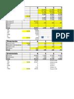 Evaluador de Proyectos de Inversion