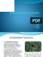 Embedded Systems Final Edit