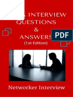 Ccna Interview Questions and Answers PDF by Networker Interv 19pct Sample