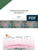 4c4 Propagation Models