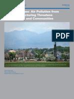 Fracking Air Pollution IB