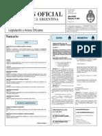 Boletin Oficial 30-07-10 - Primera Seccion